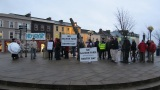 Protest against Marine Harvest salmon farm intensifies