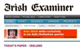 Save Bantry Bay Letter to Irish Examiner, 6 Feb 2013: Assessment needed before more salmon farming goes ahead