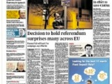 Irish Times, 24 March 2013: Ó Cuív claims Minister 'compromised' over fish farm plan