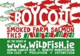 Call to boycott salmon farms'sabotage'
