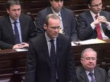 RTE News 26 March 2013: Fish farm application is raised in the Dáil