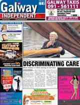 Galway Independent, 21 Aug 2013: 'Organic' farmed salmon misleads conscientiousconsumers