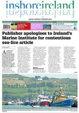 Save Bantry Bay Respond To Inshore Ireland's Comments on Sea Lice Debate, 9 Jan 2014