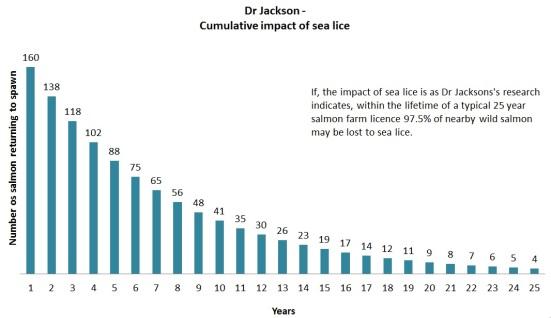 Jackson cumulative impact sea lice